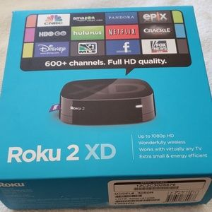 Roku 2 XD model 3050R...new with box opened